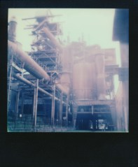 Instant (Polaroid) Landschaftspark Duisburg-Nord