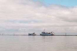 Fähren nach Wangerooge