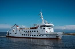Fähren von Wangerooge