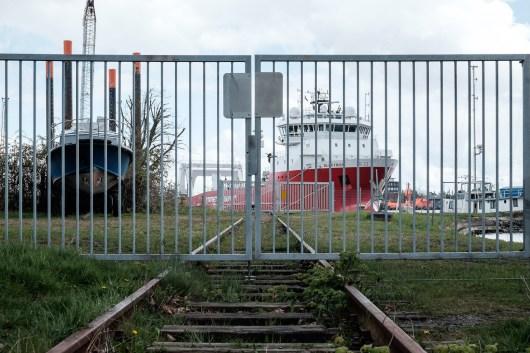 Hafen von Wilhelmshaven