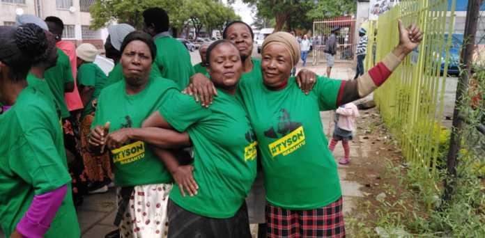 Uh-Oh! Winnie Khumalo Throws Shade At Zodwa Wabantu - OkMzansi