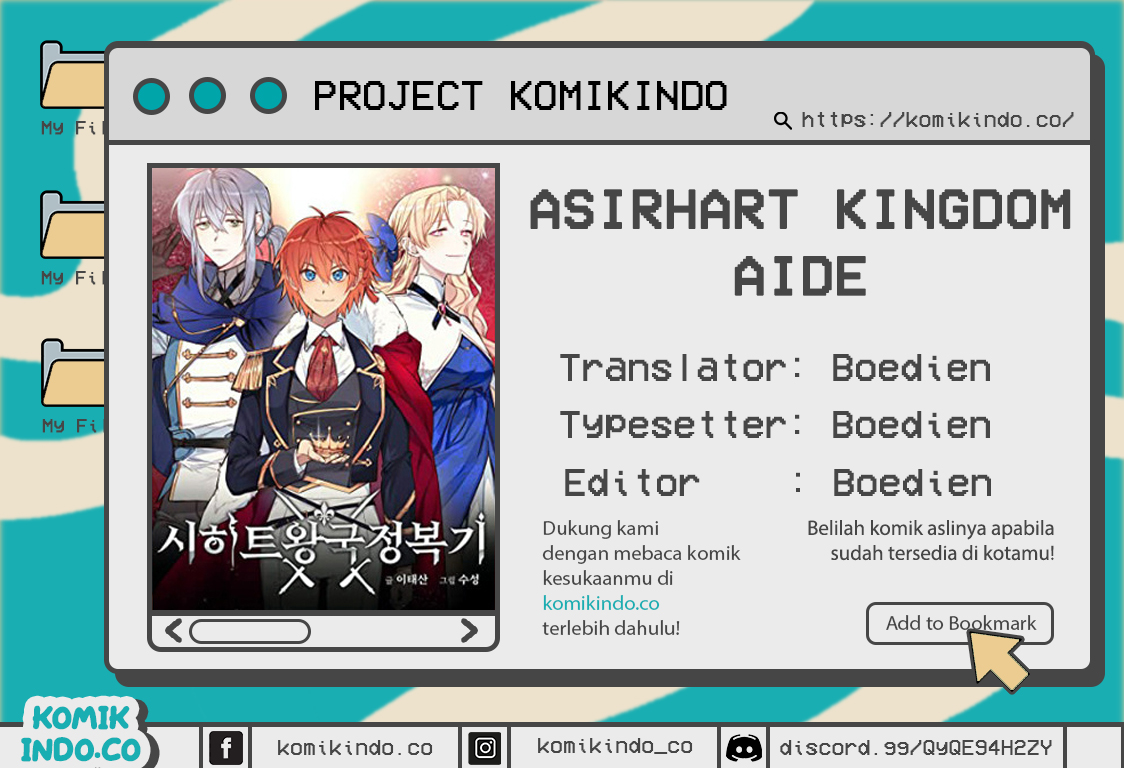 Asirhart Kingdom Aide Chapter 06