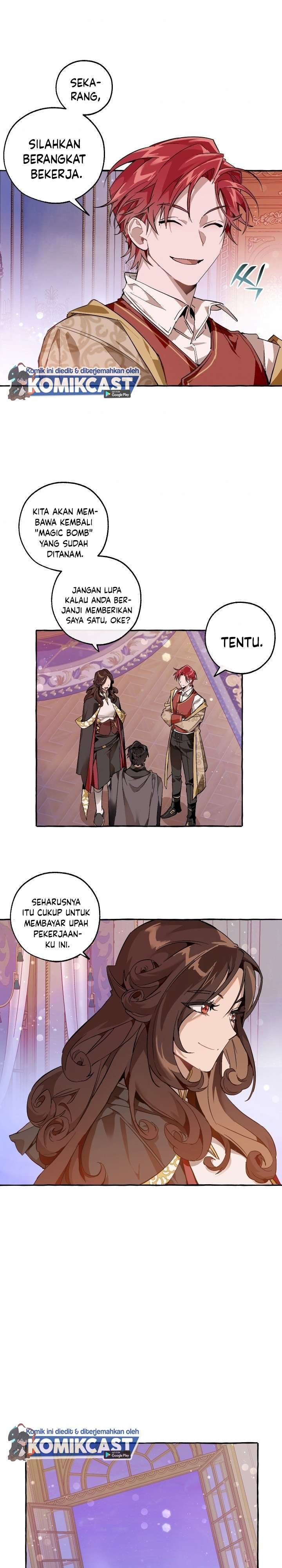 Trash of the Count's Family Chapter 51