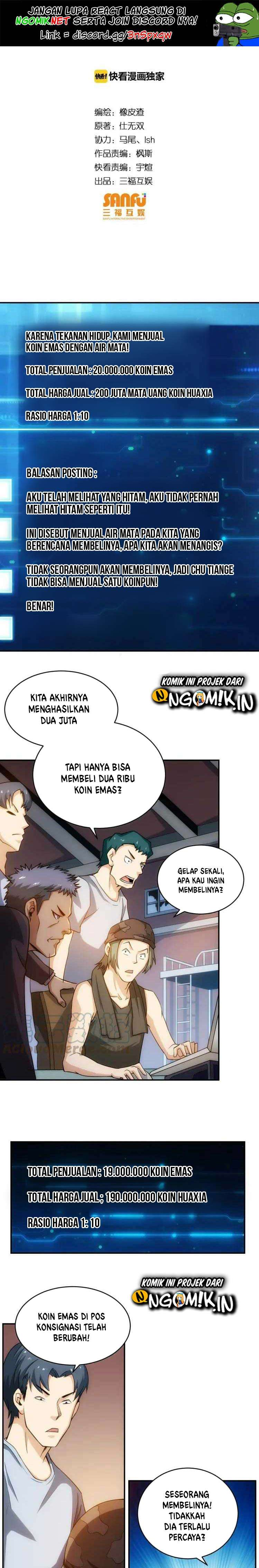Rich Player Chapter 57