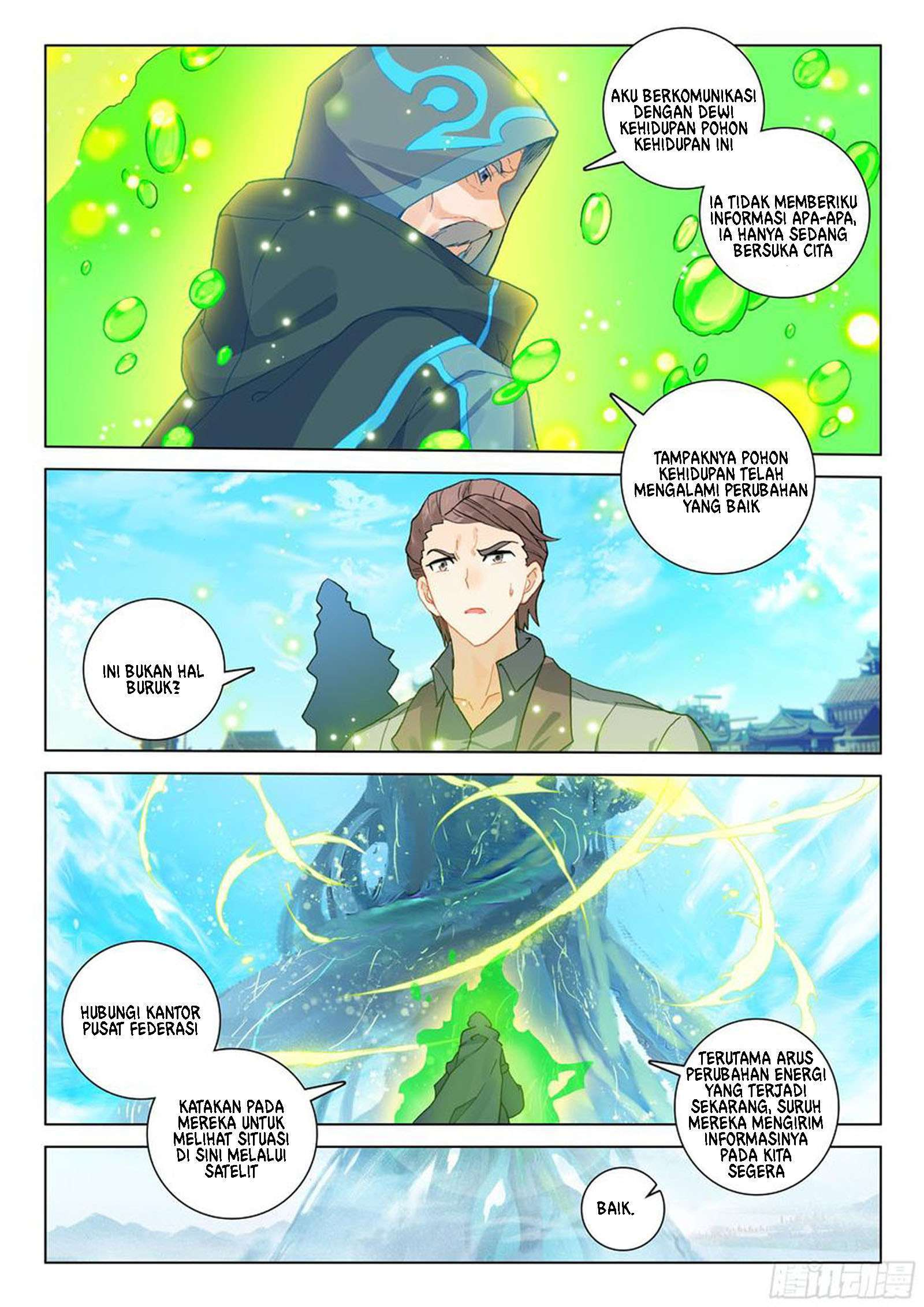 Soul Land IV – The Ultimate Combat Chapter 129