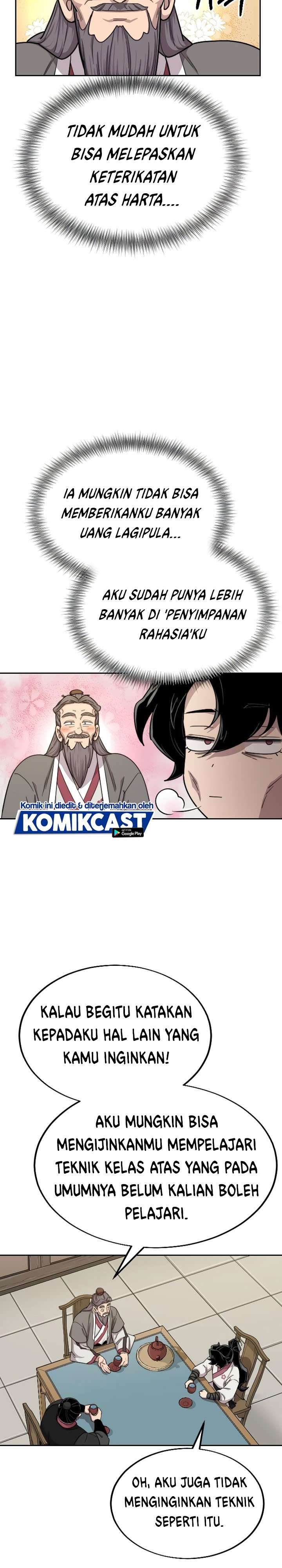 Return of the Flowery Mountain Sect Chapter 14
