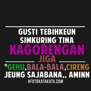 Dp Bbm Lucu Bahasa Sunda