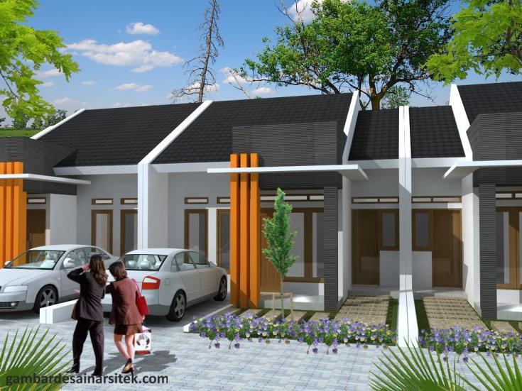 Desain Rumah Model Tropis 1 (2)