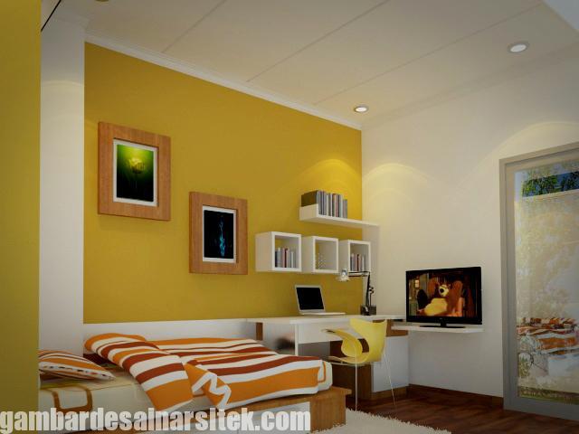 Desain Interior Kamar Utama Minimalis (3)