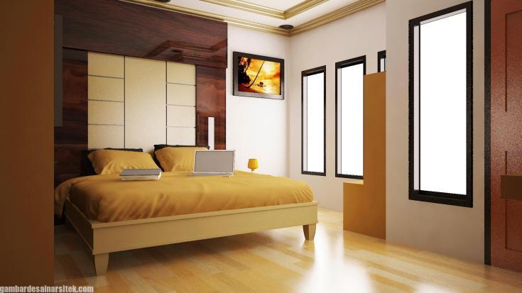 Desain Interior Kamar Utama Minimalis (6)