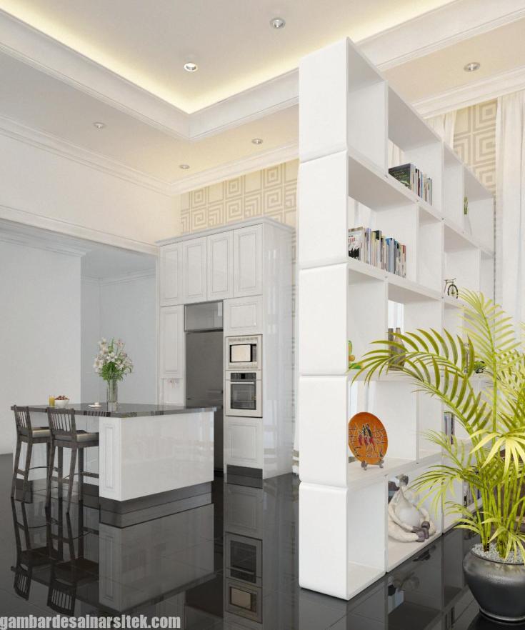 Desain Interior Ruang Tamu dan Keluarga Minimalis (5)