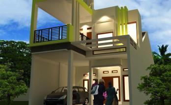 Desain Rumah Minimalis 2 Lantai 73