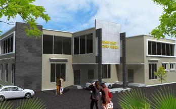 Desain Rumah Sakit Minimalis Modern