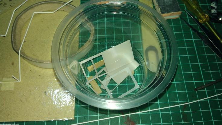 Maket Arsitektur Miniatur Model 36 Permesinan Pengolahan Limbah (23)