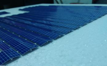 Maket Arsitektur Miniatur Model 37 Panel Solar Cell (5)