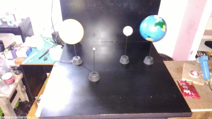 Maket Arsitektur Miniatur Model 38 Edukasi Gerhana Matahari (9)