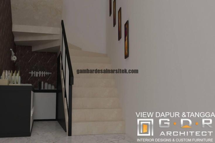 Desain Interior Kitchen Set 3