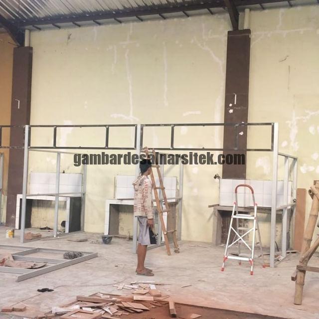 Kontraktor Bangunan Rumah Bandung Jakarta Cafe Industrial 7