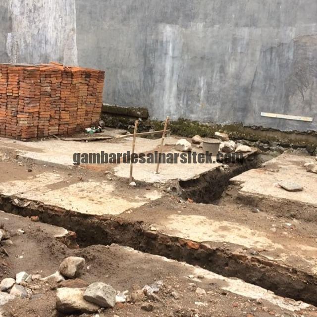 Kontraktor Bangunan Rumah Bandung Jakarta Pondasi 1