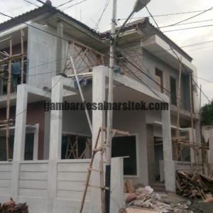 Kontraktor Rumah Jakarta Tipe Minimalis 2 Lantai 7