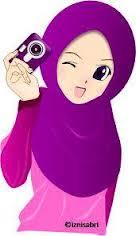840+ Gambar Kartun Muslimah Imut Dan Lucu Gratis