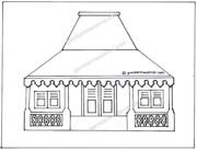 4300 Koleksi Gambar Rumah Betawi Kartun HD Terbaru