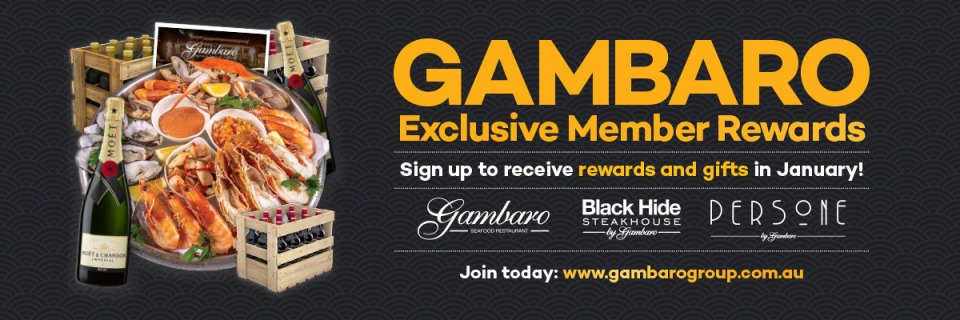 Gambaro Member Rewards