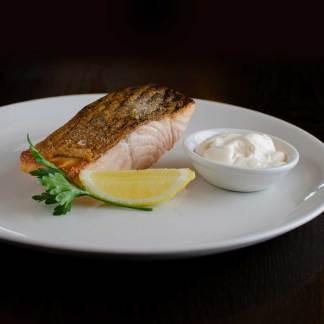 Tasmanian Salmon grilled