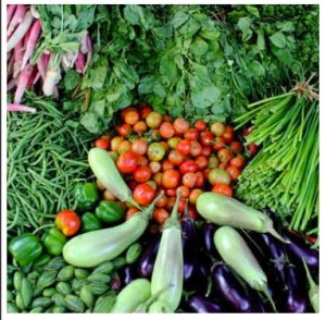 Strengthening food and nutrition security through climate-smart agriculture