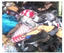Inferno Destroys 35 Stalls at Brikama Market
