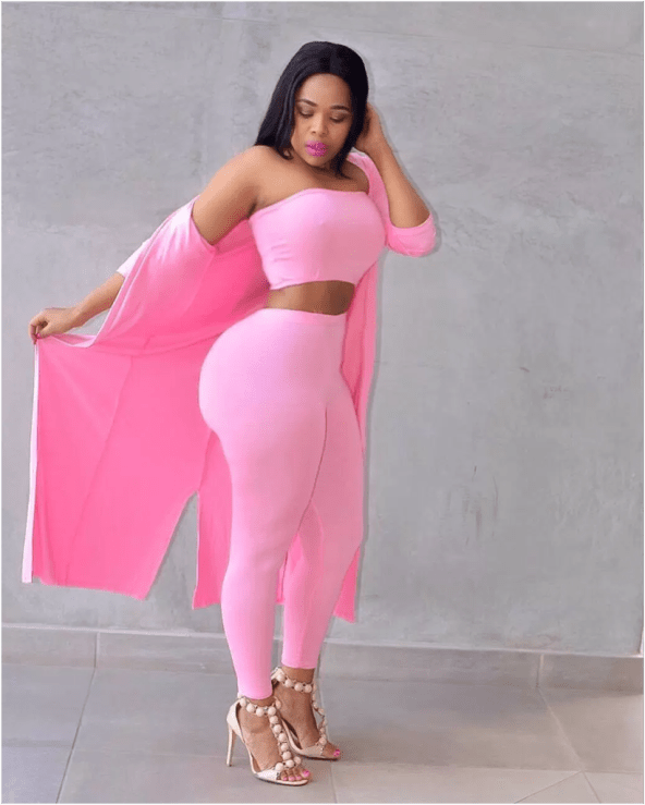 Top 10 Most Curvy Celebrities In South Africa [ Very Hot