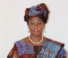 Independent Candidate, Dr Isatou Touray