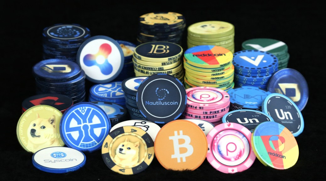 Lets play crypto