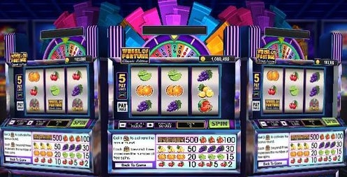 Casino - Progressive jackpot