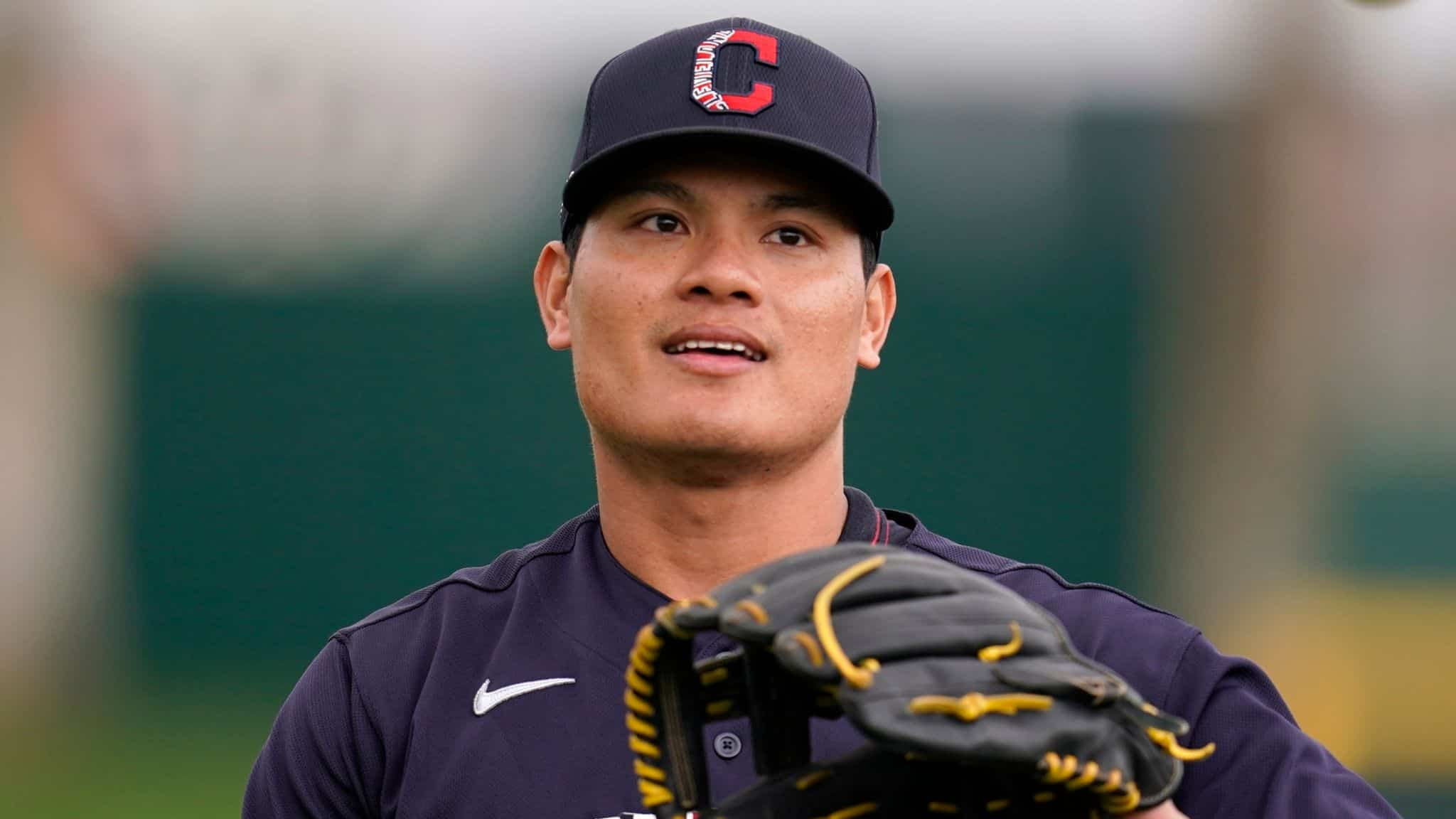 Yu Chang - Cleveland Indians