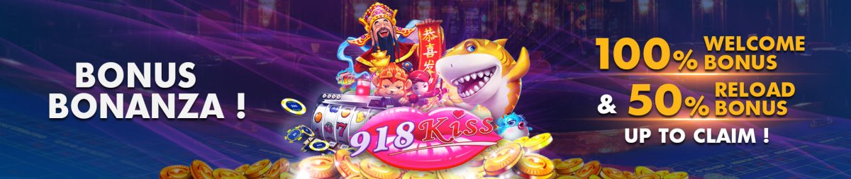 The Basic Facts of 918Kiss Online Casino