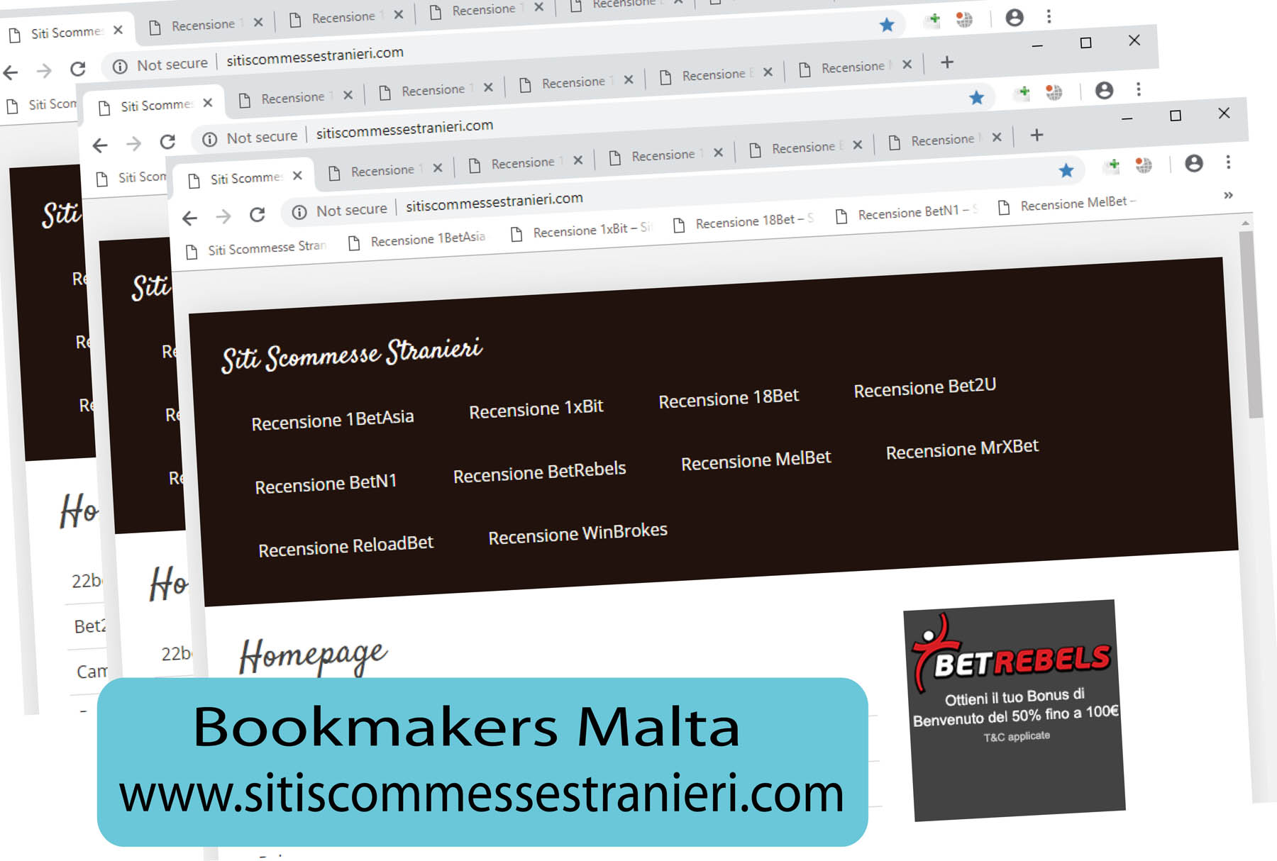Malta Bookmakers