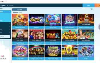 Spinfinity Casino : Get Up To $9,000 Deposit Bonus