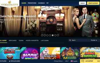 Viggoslots : Deposit $/€/£20 And Play With $/€/£40 + 170 Free Spins