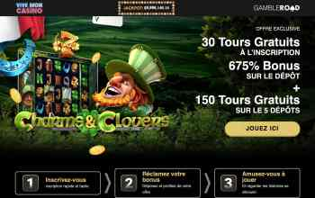 Vive Mon Casino 30 Free Spins On Sign Up