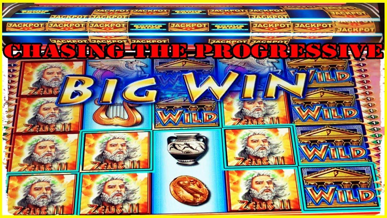 Chasing The Progressive Jackpot On Lotus Land Slot Machine