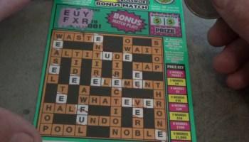 4 New Scratchers - Florida Lottery Scratch Offs - $2,000,000
