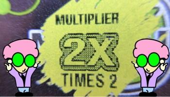 Cashword multiplier