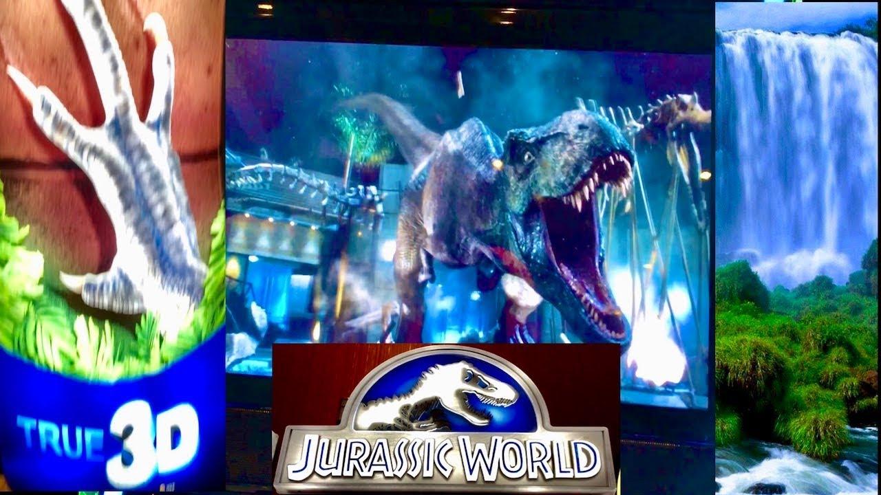 Jurassic World Free Play Slot