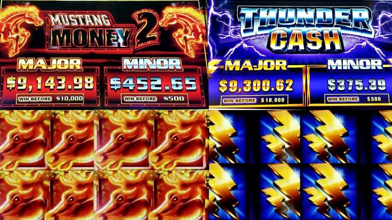 Mustang Money Free Slots