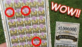 Jackpot Winner!! NEW $500 Explosion Instant Win Maryland