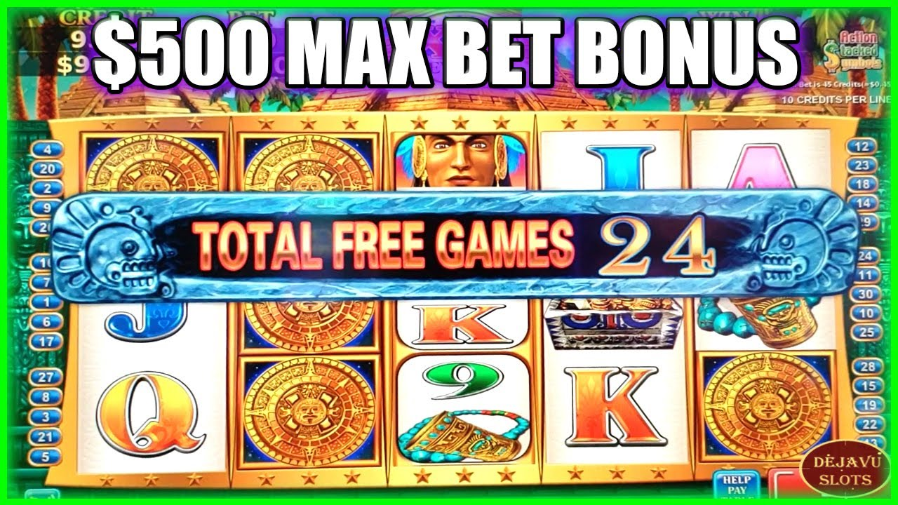 Mayan Chief Slot Machine Free Download
