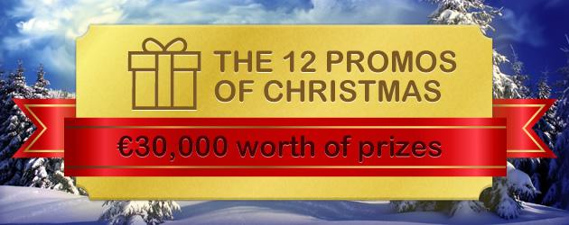 The 12 Promos Of Christmas