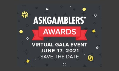 AskGamblers Awards Virtual Gala to Be Held June 17, 2021