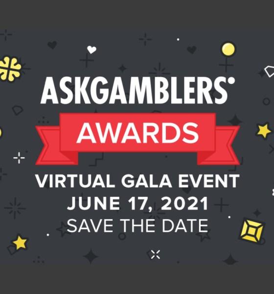 AskGamblers Awards Virtual Gala to Be Held June 17, 2021
